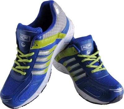 Lancer Cuba_royalblue & Green Sport Running Shoes(Blue, Green)