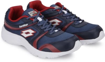 Lotto Running Shoes(Navy, Red)