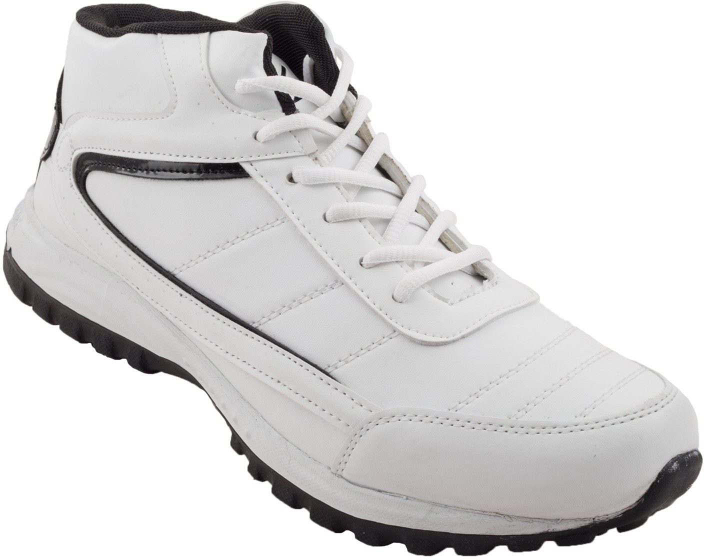 Zovi White and Black Play Sports Running Shoes(White, Grey)