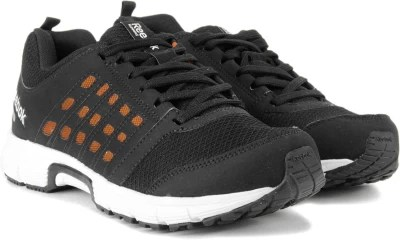 Reebok CRUISE RIDE Men Running Shoes(Black, Orange)