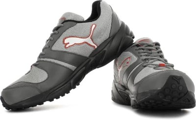 Puma Strike Fashion DP Running Shoes(Grey)