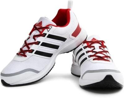 Adidas Ezar 1.0 M Men Running Shoes(Red, White)