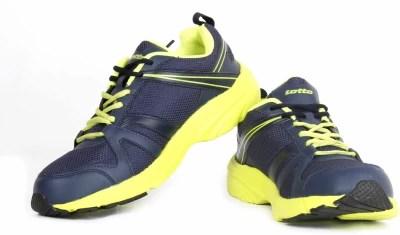 Lotto Walking Shoes(Blue, Green)