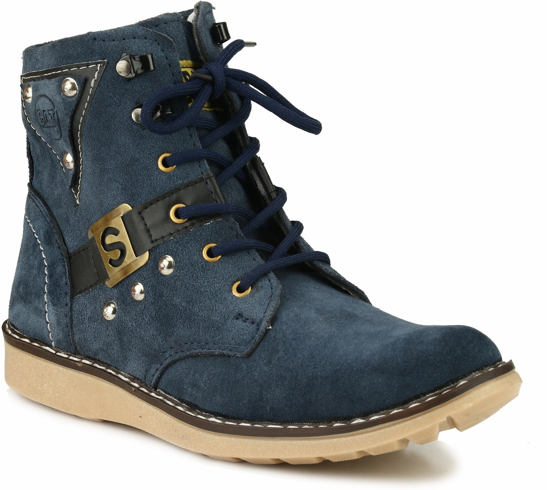 Mactree Mountaineer Boots(Blue)
