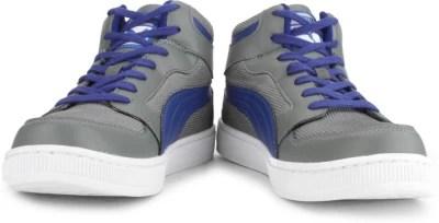 Puma Paulista Novo Men Badminton Shoes(Blue, White)