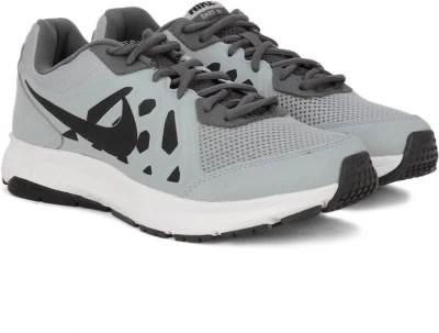 Nike Men Running Shoes(Black, Grey)