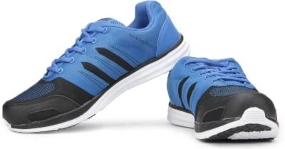 Sparx Running Shoes(Black, Blue)