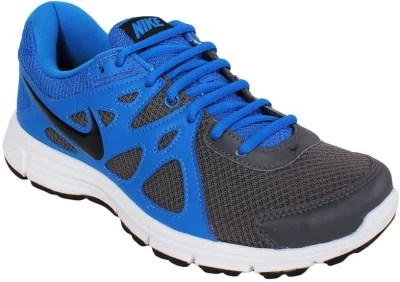 Nike 554954-058 Running Shoes(Blue, Black)
