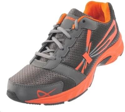 Sparx Running Shoes(Grey, Orange)