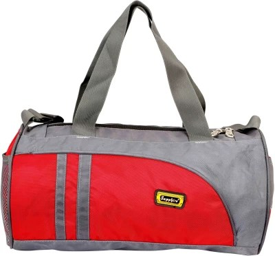 Sapphire Floater Small Travel Bag  - Small(Red)