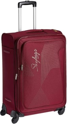 Skybags STBLOW55WRD Cabin Luggage - 30 inch(Red)