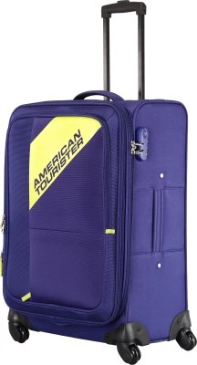 American Tourister CAMEROON Cabin Luggage - 26 inch(ROYAL BLUE)