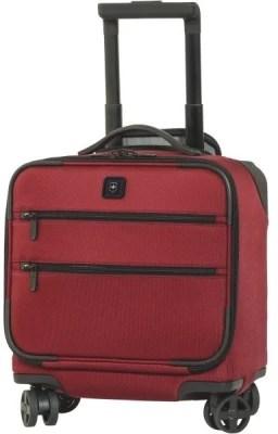 Victorinox Lexicon�� DUAL CASTER BOARDING TOTE Cabin Luggage - 14.5 inch(Red)