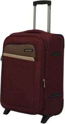 Safari Slide 55 2WH Cabin Luggage - 22 inch(Maroon)