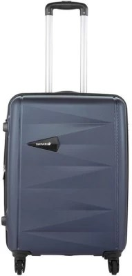 Safari Draw Expandable  Check-in Luggage - 65 inch(Blue)