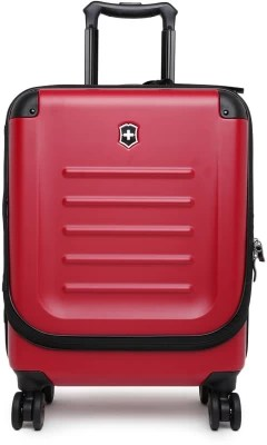 Victorinox Spectra 2.0 Dual-Access Extra-Capacity Carry-On Travel Case With Quick-Access Door Cabin Luggage - 21.7 inch(Red)