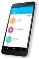 Pinig Kids Smart Tablet 9-12 8 GB 6.9 inch with Wi-Fi+3G(Silver Black)