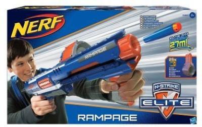 20% OFF on Nerf N-Strike Elite Rampage