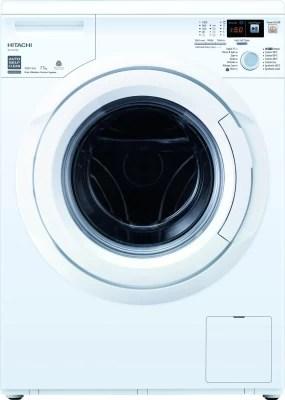 Hitachi 7.5 kg Fully Automatic Front Load Washing Machine(BD-W75TSP)