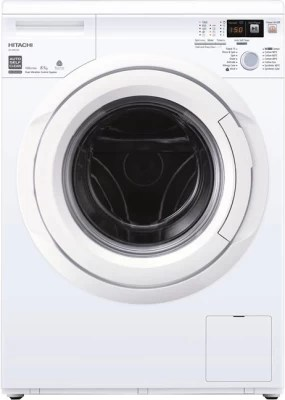 Hitachi 8.5 kg Fully Automatic Front Load Washing Machine(BD-W85TSP)
