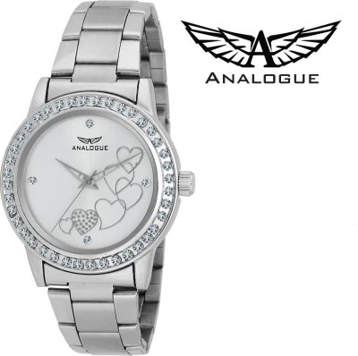 56% OFF on ANALOGUE Love Analog Watch - For Women bb47a901aed7