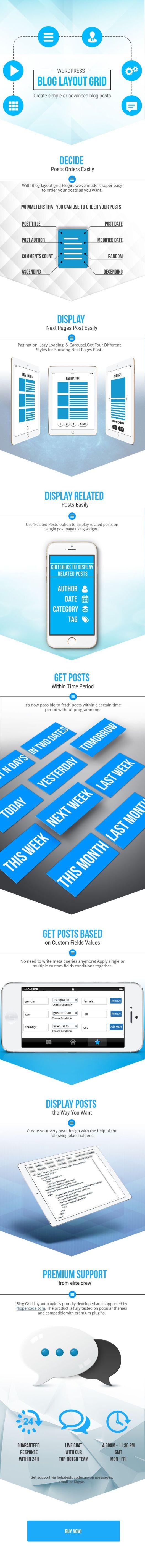 Advanced Posts Grid for WordPress - 2