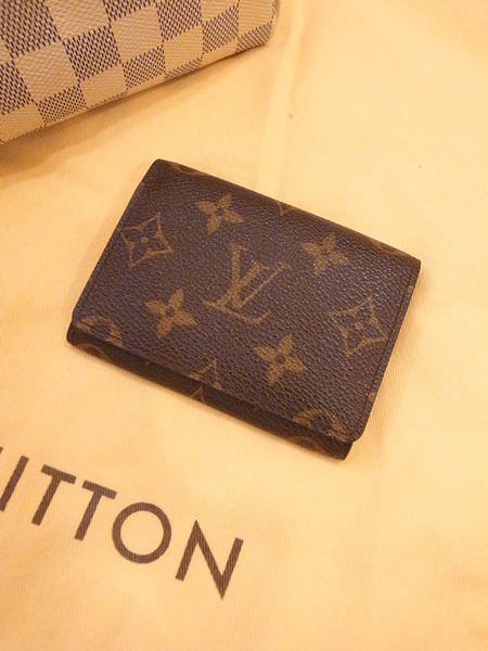 Louis Vuitton-LV-speedy 25-白色棋盤格 N41534-中夾-名片夾-零錢包-monogram-my wedding gift (37)