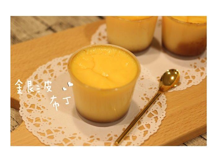 【台南小吃】正老牌銀波布丁!微苦焦糖與誘人蛋香交織的古早味布丁