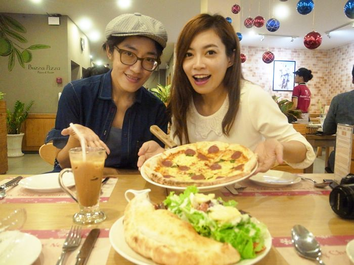 【Vietnam越南旅遊】Buzza Pizza-胡志明市第一郡的窯烤披薩店(檳城市場旁)
