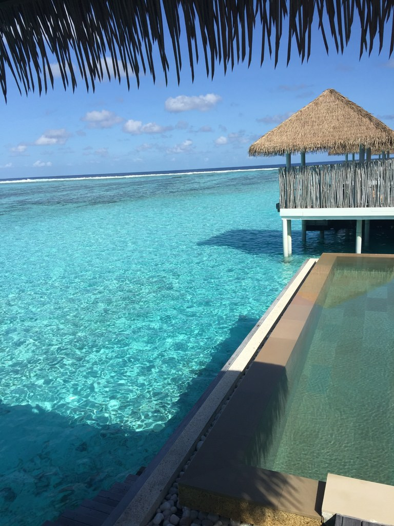 Honeymoon Maldives馬爾地夫蜜月旅行-Maalifushi by COMO住宿水上屋Water Villa房間 (190)