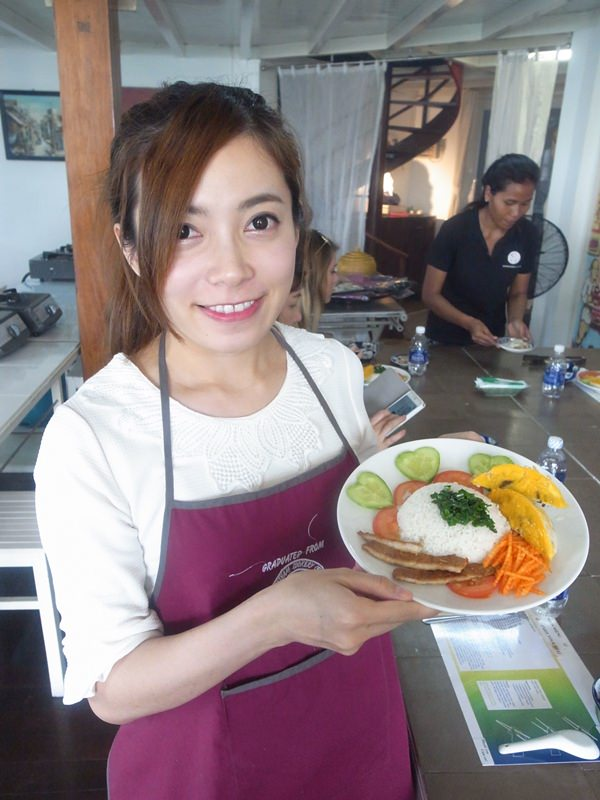 越南廚藝學院學做菜-Vietnam越南旅遊胡志明市第一郡-Vietnam Cookery Center-Cooking Class Saigon (141)