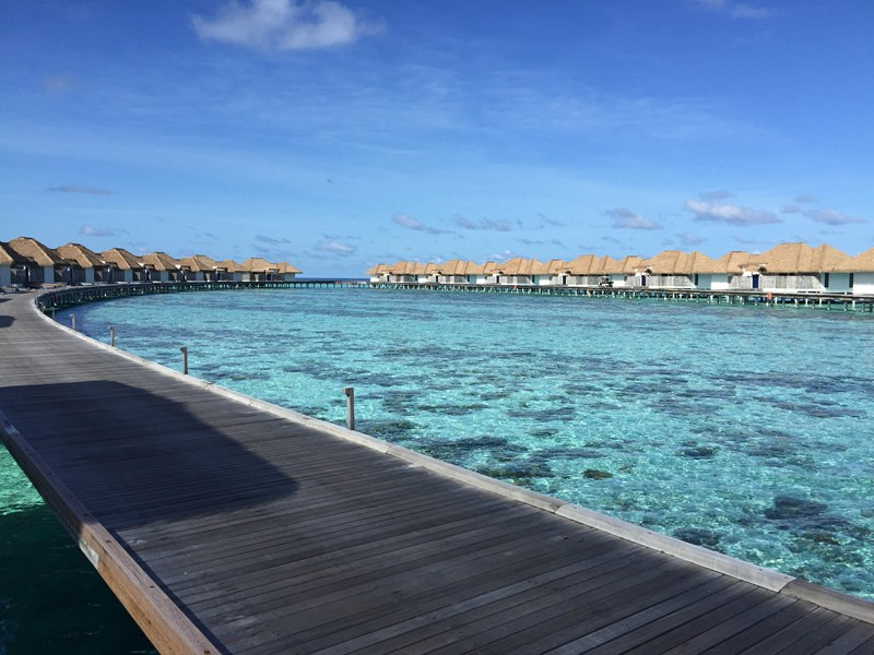 Honeymoon Maldives馬爾地夫蜜月旅行-Maalifushi by COMO住宿水上屋Water Villa房間 (161)