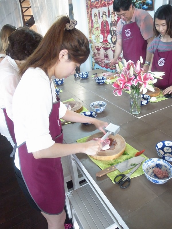 越南廚藝學院學做菜-Vietnam越南旅遊胡志明市第一郡-Vietnam Cookery Center-Cooking Class Saigon (17)