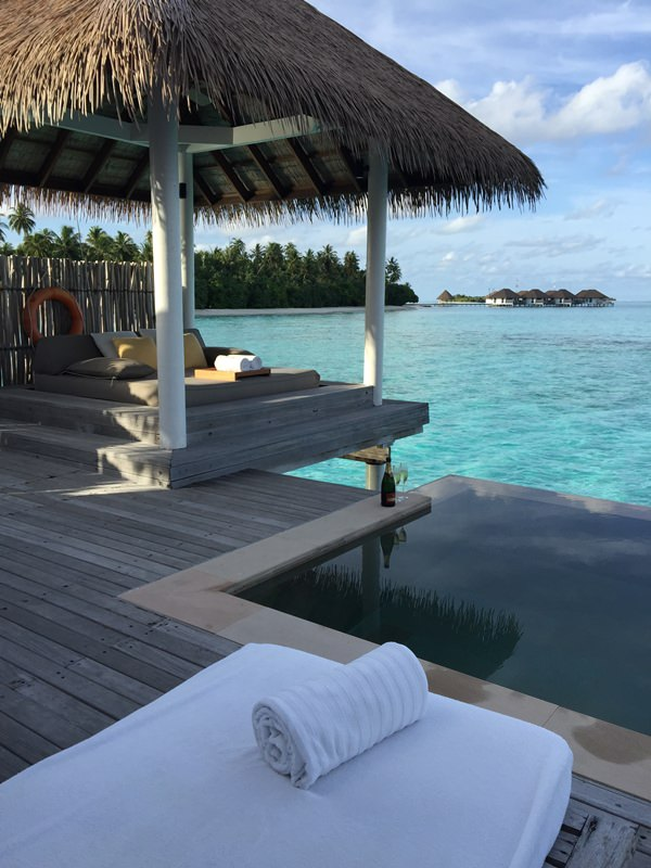 Honeymoon Maldives馬爾地夫蜜月旅行-Maalifushi by COMO住宿水上屋Water Villa房間 (154)