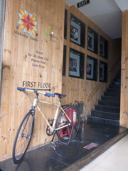 【Vietnam越南旅遊】Mekong Quilts-胡志明市可愛的布織品手工藝小店