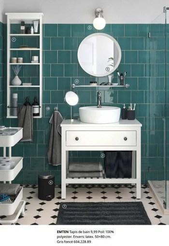 emten tapis de bain