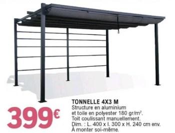 https www promobutler be fr e leclerc promotions promotion huismerk eleclerc chez e leclerc tonnelle chapiteau de fete tentes de jardin id 7268396
