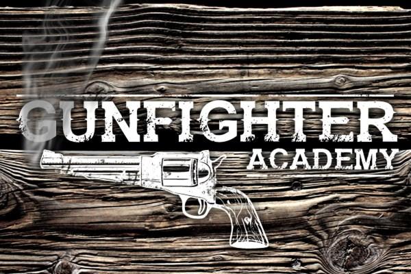 Gunfighter Academy Font | Chris Vile | FontSpace