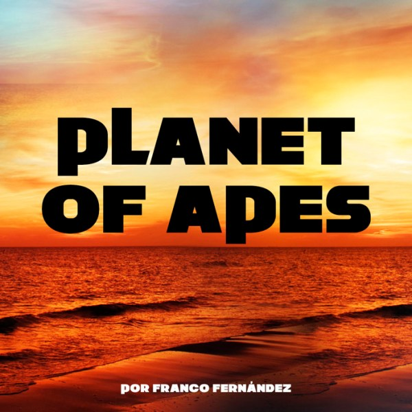 Planet of Apes Font by FZ Fonts | FontSpace