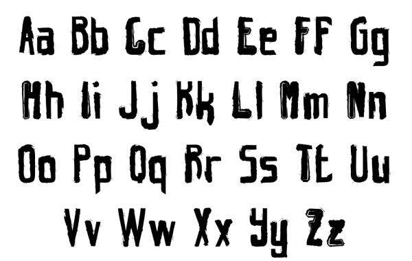 Hint retrò grunge Font | FontsCafe | FontSpace