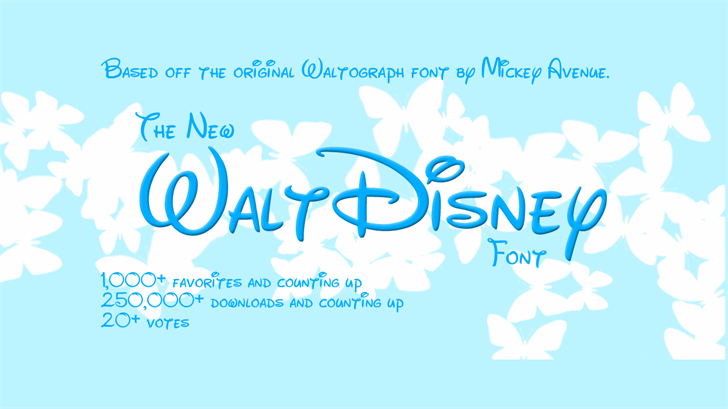 New Waltograph Font By 538Fonts FontSpace