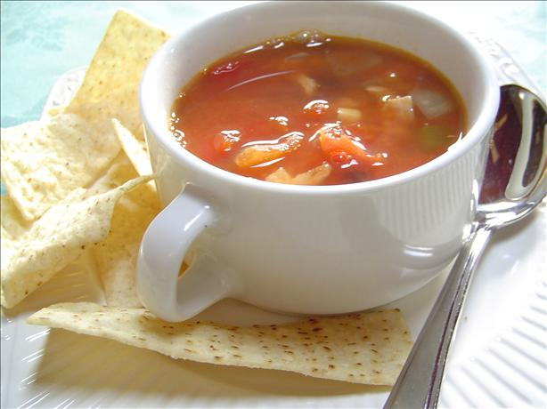 Amazing Chicken Tortilla Soup!. Photo by CountryLady