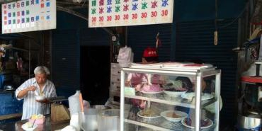 【台南市-下營區】中營剉冰 濃濃人情愛玉與粉粿