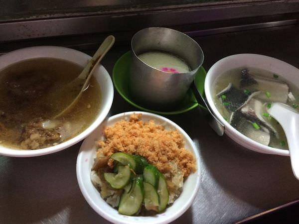 【台南市-北區】延平市場無名米糕 便宜美味回憶錄