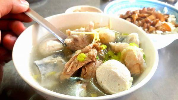 【台南市-北區】古早味魚丸湯  鴨母寮的多年美味