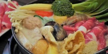 【台南市-北區】『珍杏擱牛奶鍋物』只採用綠光牧場的新鮮牛奶而熬煮的牛奶火鍋~每一口都是濃.醇.香!超推薦