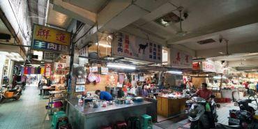 【台南市-新化區】聯進羊肉攤  市場營業50年
