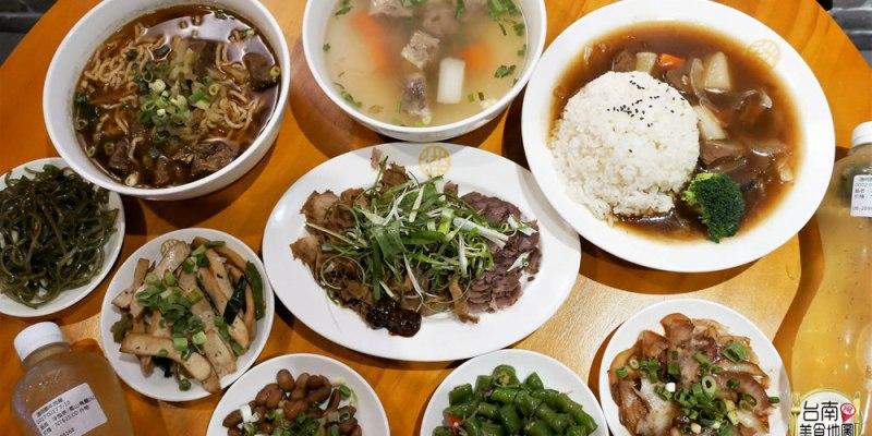 【台南-東區美食】味好湯濃肉大塊的『潘炳華牛肉麵』創立近40年的老味道~亦有提供非牛肉餐點喔^^!即日起平日中午來店用餐全面九折優惠啦↖(*✪∀✪*)↗