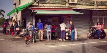 【台南-新營美食】網路沒資料的無名早餐店/自產自銷/超強鮮奶饅頭/熟客才知道