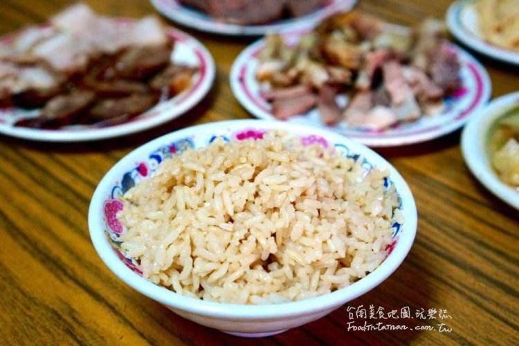台南市新營區美食│曾家(炎師)豬頭飯 新營最早的豬頭飯